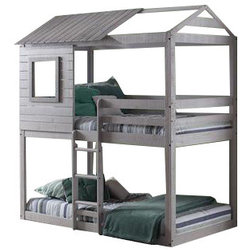 Transitional Bunk Beds by Custom Kids Furniture