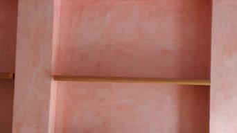 Decorazioni  e  stucco  veneziano