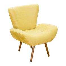 Jaspe Armchair, Yellow