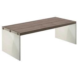 Contemporary Coffee Tables by Buildcom