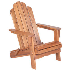 Transitional Adirondack Chairs by VirVentures