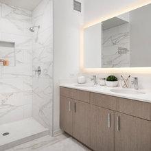 Contemporary Style Bathroom Vanities