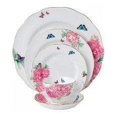 Royal Albert Friendship 20Pc Dinnerware Set, Service for 4