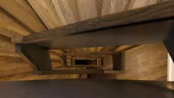 Treppenanlage Räuchereiche