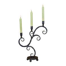 Bella Toscana Siena Triple Candleholder