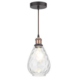 Industrial Pendant Lighting by Houzz