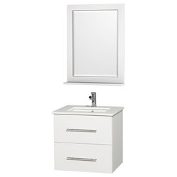 Simple Modern Bathroom Vanities And Sink Consoles by Wyndham Collection