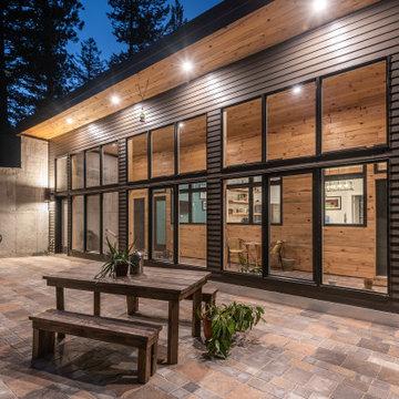 Morrison Earth House