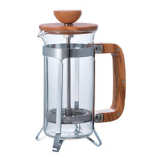 Wooden Cafe Press, 2 Cups