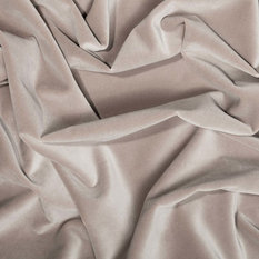 Tribeca Velvet Upholstery Fabric, Dusty Rose