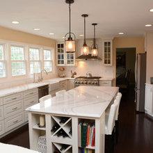 Beautiful White Kitchens