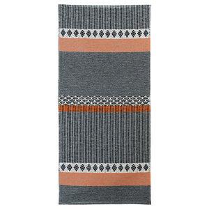 Savanne Woven Floor Cloth, Grey, 170x200 cm