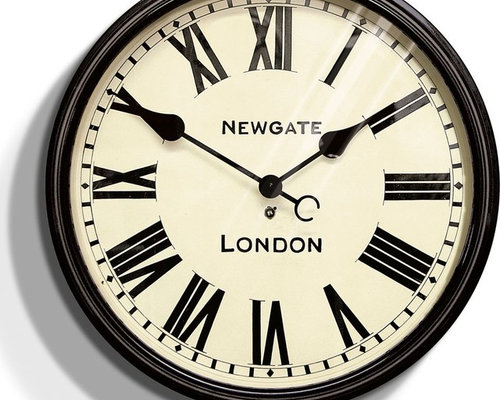 Wonderful wall clocks for Newgate battersby wall clock