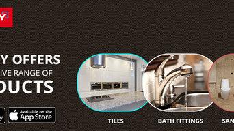 Tiles, Sanitaryware & Bath Fittings