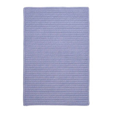 Colonial Mills, Inc - 12' Square (Large 12x12) Rug, Amethyst (Purple) Indoor/Outdoor Carpet - Outdoor Rugs