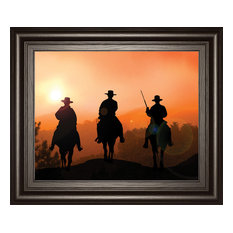 Horse Riders by Jtanki