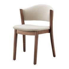 Caravela Walnut Chair