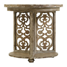 Hooker Furniture - Chatelet Round Accent Table - Side Tables and End Tables