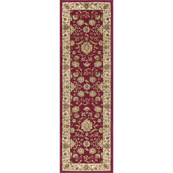 American Traditional Hall & Stair Runners by Tayse Rugs