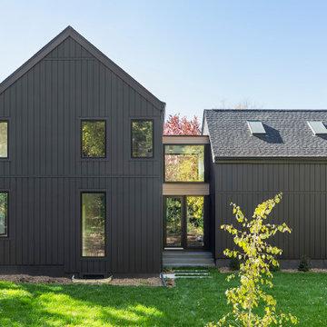 Scandinavian Modern Exterior