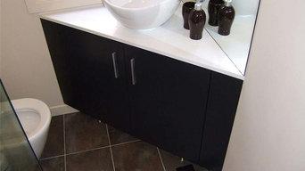 Bathrooom cabinets
