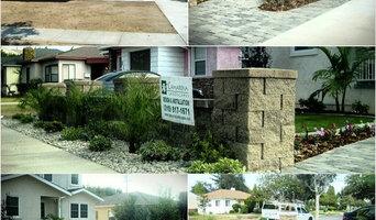 Westchester front yard renovation