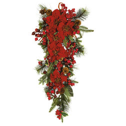 Modern Wreaths And Garlands by Bathroom Marketplace