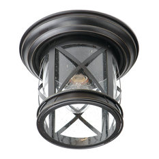 Outdoor flush mount lights top reviewed outdoor flush mount trans globe lighting outdoor ceiling light rubbed oil bronze outdoor flush mount mozeypictures Choice Image