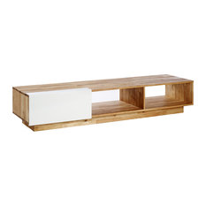 mash studios mash lax wood tv stand centers and tv stands