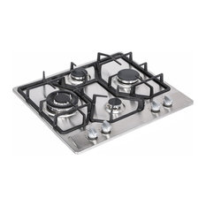 "Empava Appliances Inc. - Empava 24"" Stainless Steel Built-in 4-Burner Stove - Cooktops"