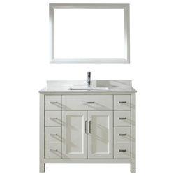 Modern Bathroom Vanities And Sink Consoles by Art Bathe