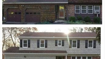 Williamson House Paint & Cedar repair
