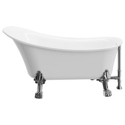 Traditional Bathtubs by A & E Bath and Shower