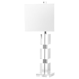 Safavieh Jack Table Lamp, Crystal