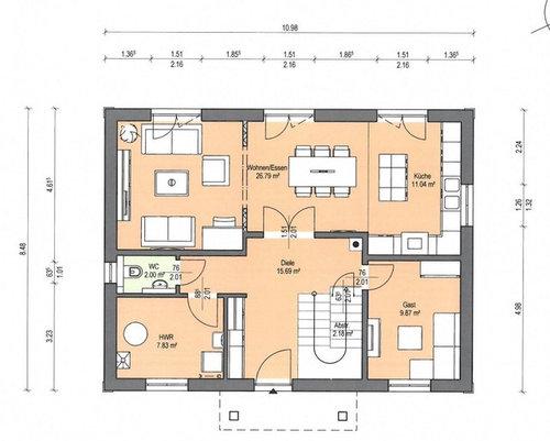 Treppenhaus grundriss maße  Tipps für Grundriss.