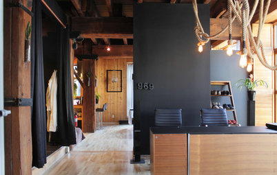 My Houzz: A Montreal Loft Gets a Moody Transformation