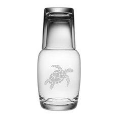 Sea Turtle Night Bottle Set