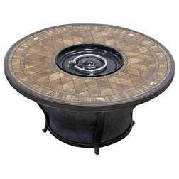 Traditional Fire Pits by Burroughs Hardwoods Inc.