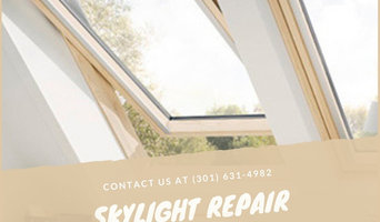 Skylight glass Repair & replacement Service in Bethesda MD