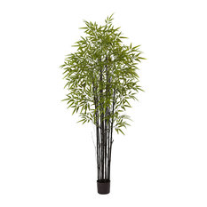 Black Bamboo Tree UV Resistant
