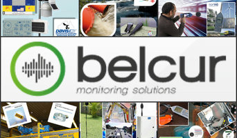 Hire Water Monitoring Equipment - Belcur Monitoring Solutions