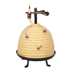 70 Hour Beehive Beeswax Candle