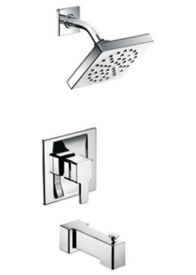 Contemporary Tub And Shower Faucet Sets by PlumbingDepot.com