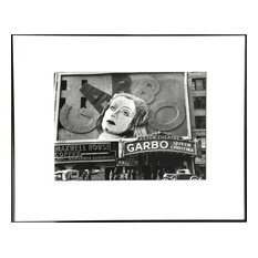 Robert Jansen, Garbo at the Astor Theater, Photograph