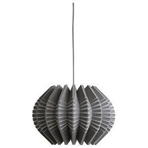 Spine Small Pendant Light, Grey