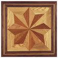 Saratoga Hardwood Flooring Inlay
