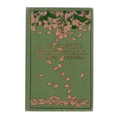 Decorative Book, A Japanese Nightingale