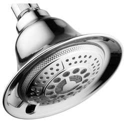 Contemporary Showerheads And Body Sprays by Interlink Products