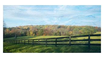 "Blue Ridge Farm 14""x8"" Artwork"
