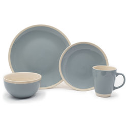 Contemporary Dinnerware Sets by Tablescapes